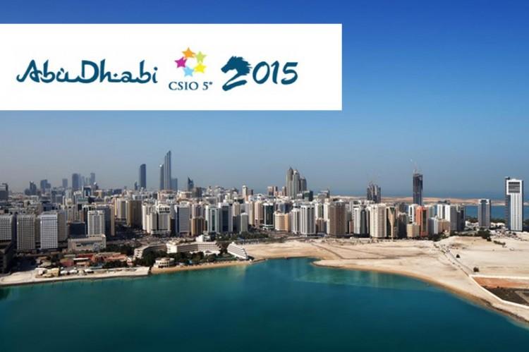 CSIO ***** Abu Dhabi du 18 au 21 février 2015