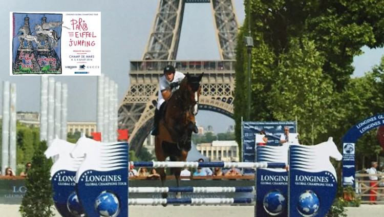 CSI 5* Paris Eiffel Jumping du 2 au 5 juillet 2015